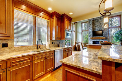 Granite Kitchen Countertops, Granite Countertops, Countertops, Kitchen  Countertops, Granite Worktops, Granite