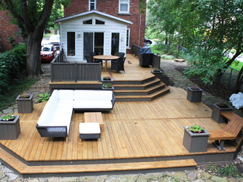 Deck Building Contractor, Deck Construction and Custom Deck Building