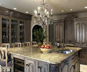 Kitchen Cabinet Remodeling: Distressed Cabinets Pros & Cons