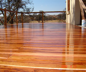Home Improvement: How to Prevent Termite Damage on a Wood Deck